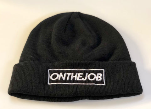 ON THE JOB Beanie Hat