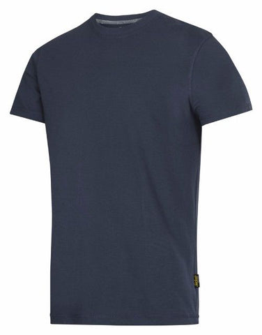 Snickers 2502 T-Shirt Navy - SALE (Medium Only)
