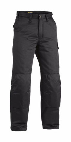 Blaklader 1800 Winter Trousers Black - SALE (Last Pairs)