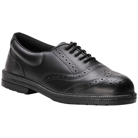 Portwest Brogue Safety Shoe - FW46