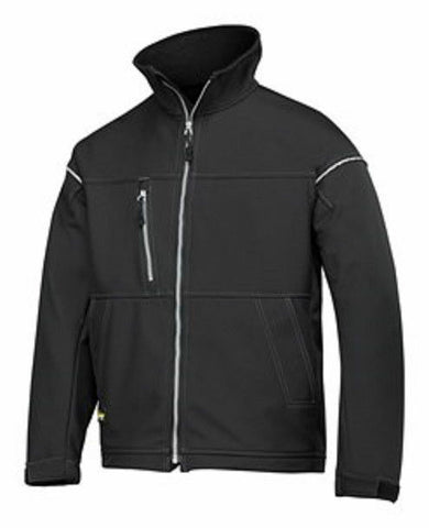 Snickers 1211 Softshell Jacket - SALE - Black, S, L & XXL