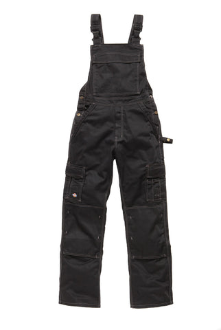 "Dickies Industry Two Tone Bib and Brace (IN30040) - SALE (36""S Only)"
