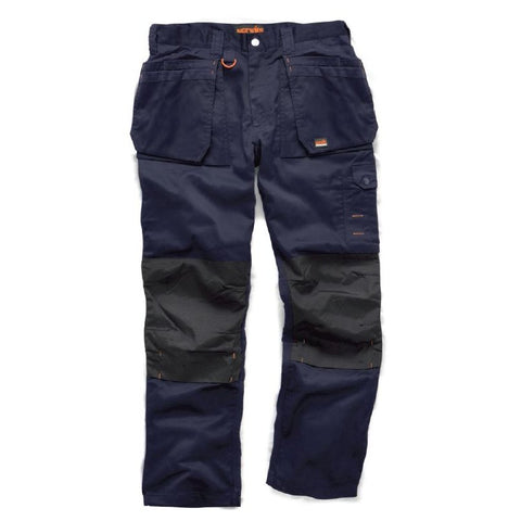 Scruffs Holster Trouser NAVY - SALE (Last Pair)