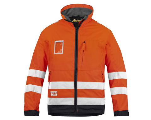 Snickers 1133 Jacket - Orange Small