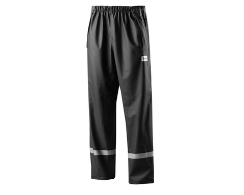 Snickers 8201 Rain Trousers, PU Black - SALE (Whilst Stocks Last)