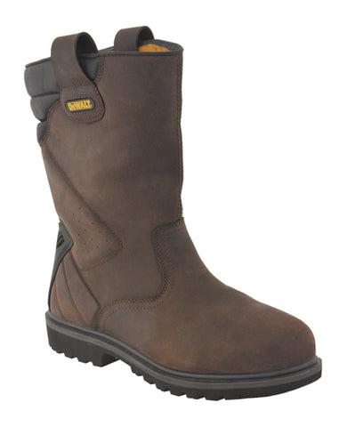 DeWalt Brown Rigger Safety Boot