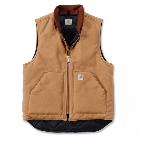 Carhartt Arctic Vest / Bodywarmer - Brown - SALE (Last Stock)