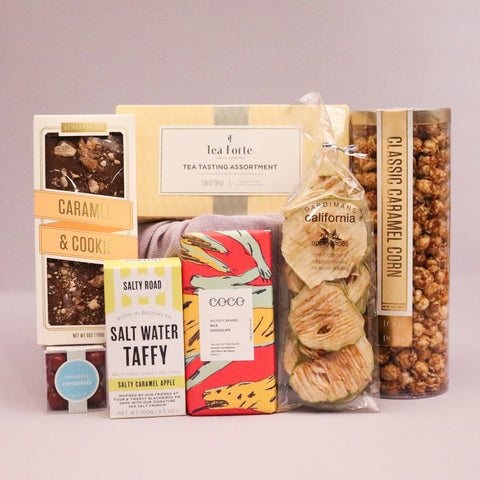 Caramel Apple Sampler Gift Box