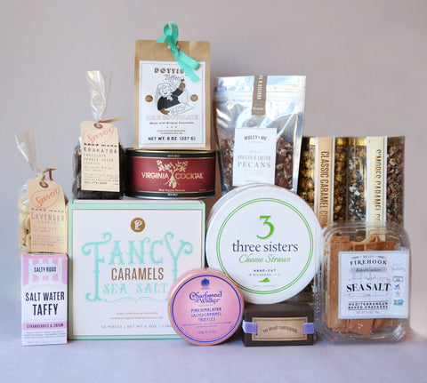 Deluxe Gift Box: Sweet & Salty