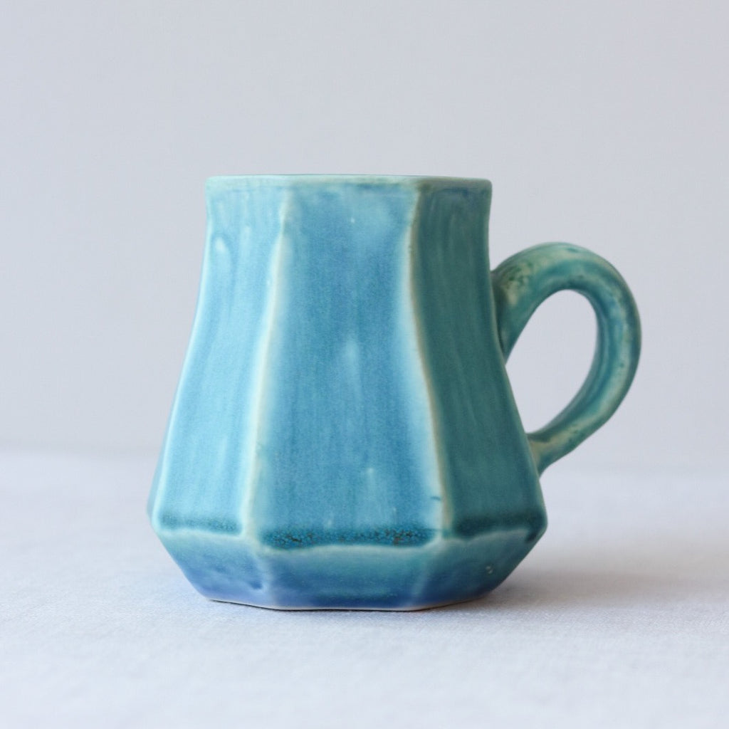 Lauren HB Studio Formation Mug in Teal