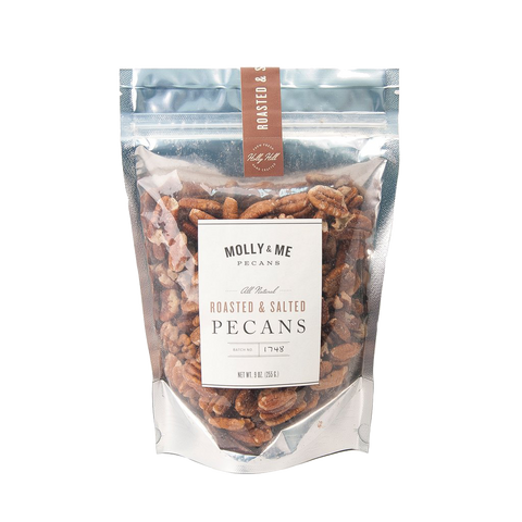 South Carolina Roasted & Salted Pecans