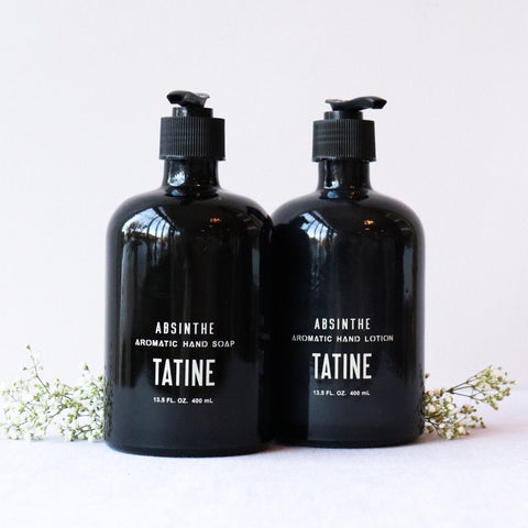 Absinthe Hand Soap & Lotion Duo