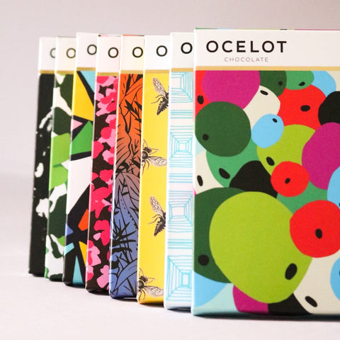 Colorful Little Library: Ocelot Chocolate