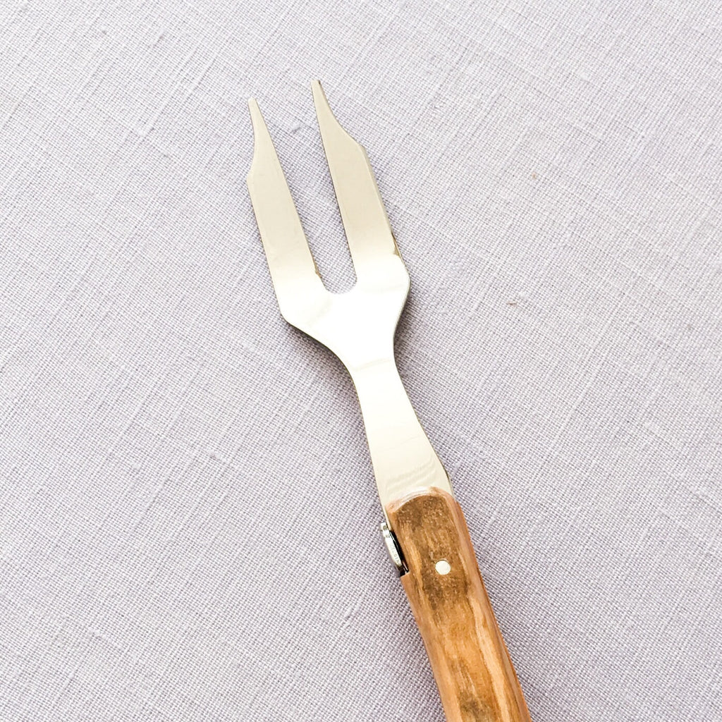 Olivewood Mini Cheese Fork