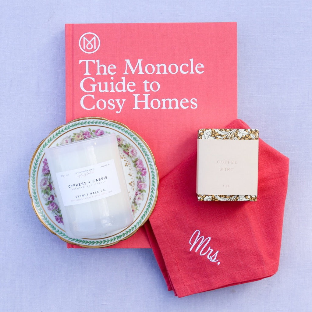 """Mrs"" Cosy Home Gift Set"