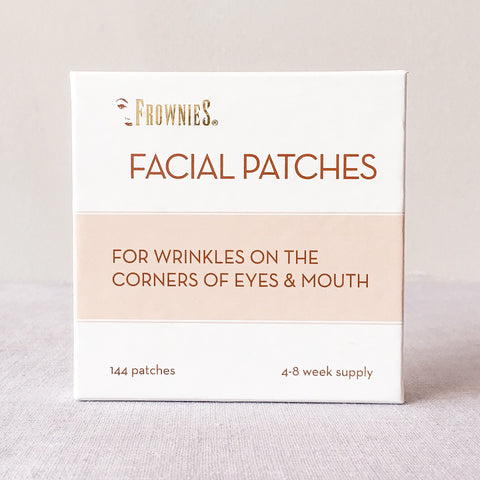 Eyes & Mouth Facial Patches
