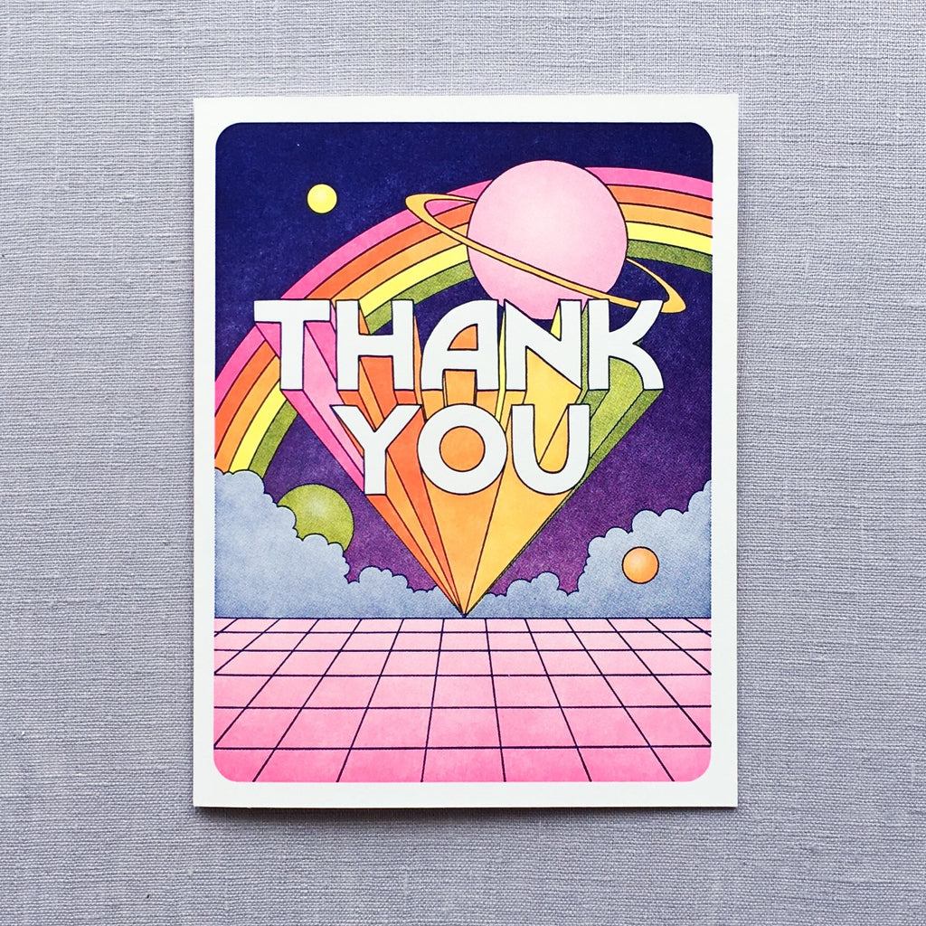 Thank You Universe Card