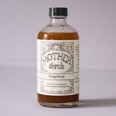 8 oz. Grapefruit Shrub