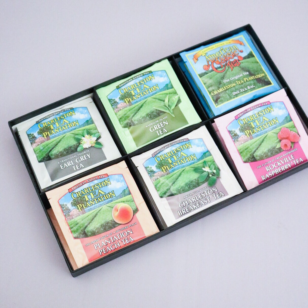 Charleston Tea Plantation Tea Sampler