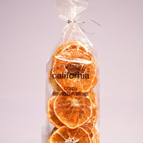 Crispy Mandarin Slices