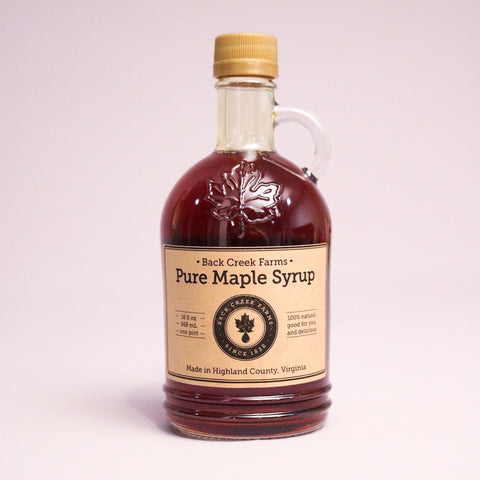 Pure Maple Syrup (16 oz)