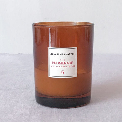 Lola James Harper Candle No. 06 The Promenade in Vincennes Wood