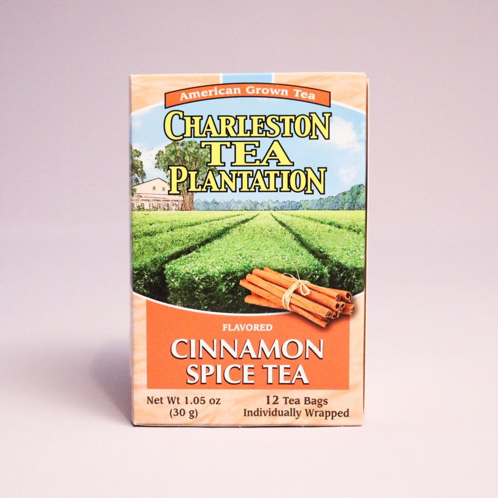Charleston Cinnamon Spice Tea