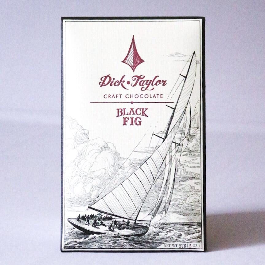 Black Fig Chocolate Bar