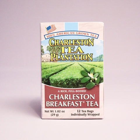 Charleston Breakfast Tea