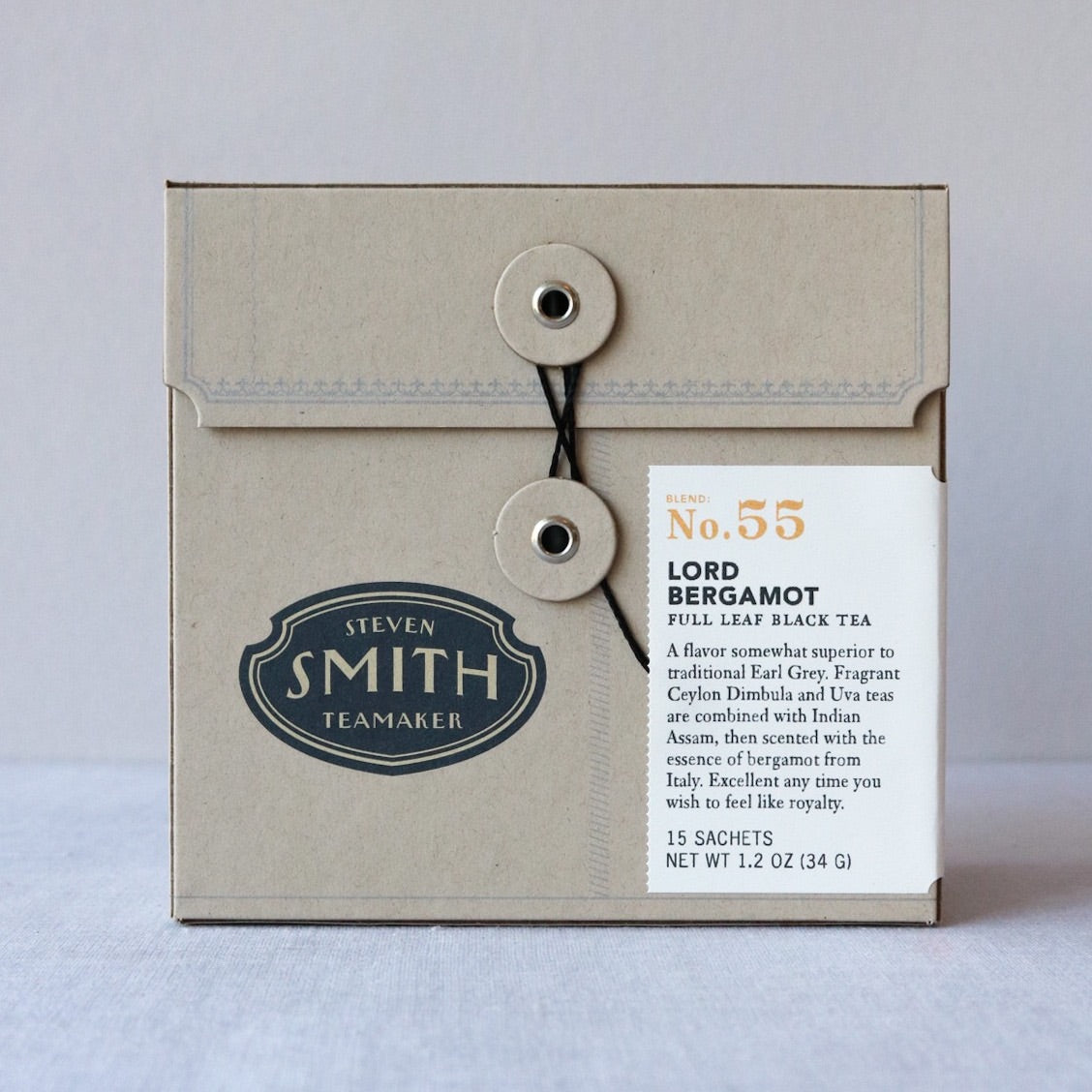 Smith Tea Lord Bergamot No  55 - House of Floralie