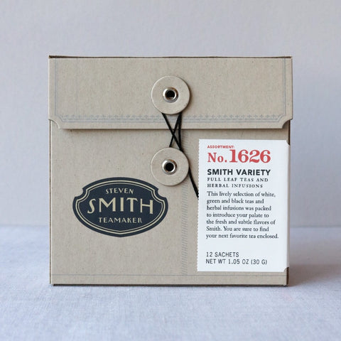 Smith Tea Assortment No. 1626