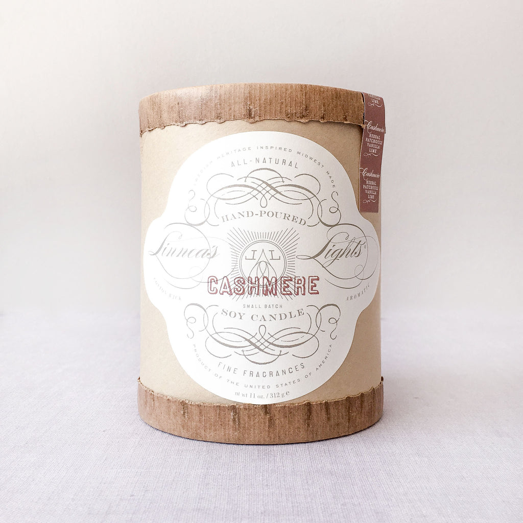 Cashmere Candle