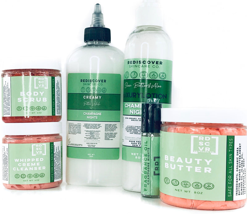 Bath & Body Essentials Set