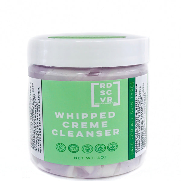 Whipped Cremé Cleanser