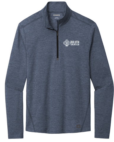 OE341 OGIO ® ENDURANCE Force 1/4-Zip with embroidered logo