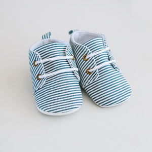 Seaside Striped Shoes
