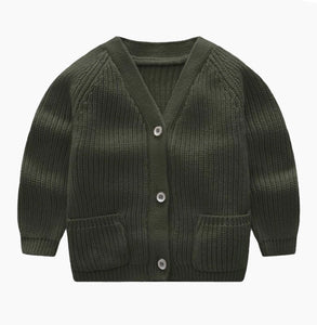 Wilson Sweater Cardigan