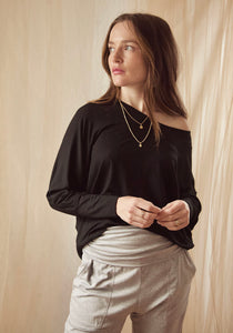 Ellie Batwing Top