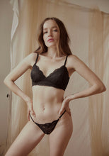 Everyday Bra & Cassandra Adj Thong Set in Gardenia ONLINE EXCLUSIVE
