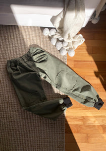 Gia Military Jogger ONLINE EXCLUSIVE