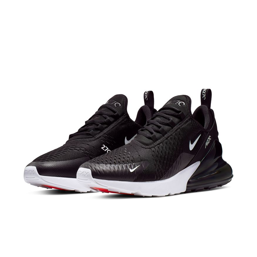 mens nike air max 270 (black/white)