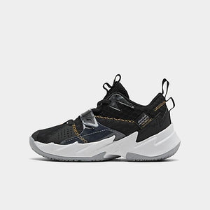 toddler jordan why not zero 3 (black/white)