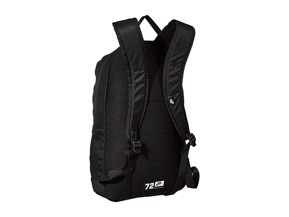 nike elemental 2.0 backpack (black/red)