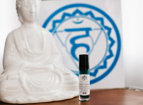 Throat Chakra Roll-On