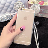 Mouse Ears Phone Case For iPhone Models