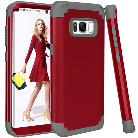 Shockproof Phone Case For Samsung Galaxy S8 and S8 Plus