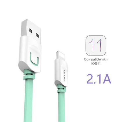 IPhone Charging Cable 2.1A Fast Carging