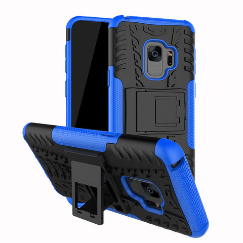 Shockproof Heavy Duty Stand For Samsung Galaxy S9 5.8inch