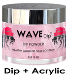 WAVEGEL DIP & ACRYLIC POWDER W63
