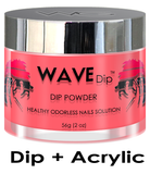 WAVEGEL DIP & ACRYLIC POWDER W64